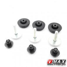 157240059 Виброопоры и болты крепления компрессора пневмоподвески Lexus GX I (GX 470)