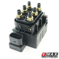 Блок клапанов пневмоподвески 7L0698014 для Audi Q7