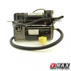 Компрессор пневмоподвески для автомобиля Audi A8/S8 2002-2011 (10-12 цилиндровые и дизельные). Восстановленный