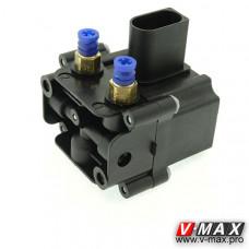 Блок клапанов пневмоподвески для автомобиля BMW X5 (E70, E70N)